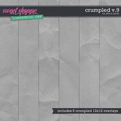 Crumpled v.9 by Erica Zane