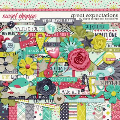 Great Expectations by Digital Scrapbook Ingredients