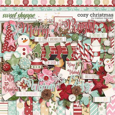 Cozy Christmas by Melissa Bennett