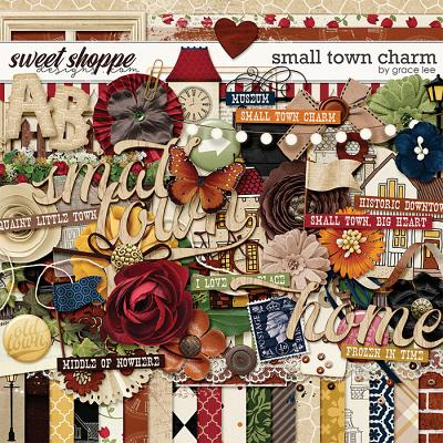Small Town Charm by Grace Lee