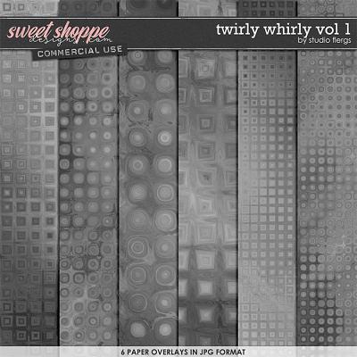 Twirly Whirly VOL 1 by Studio Flergs