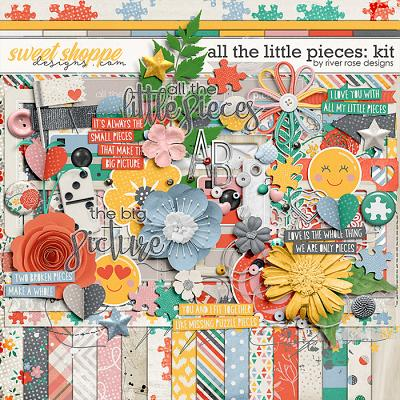All the Little Pieces: Kit by River Rose Designs