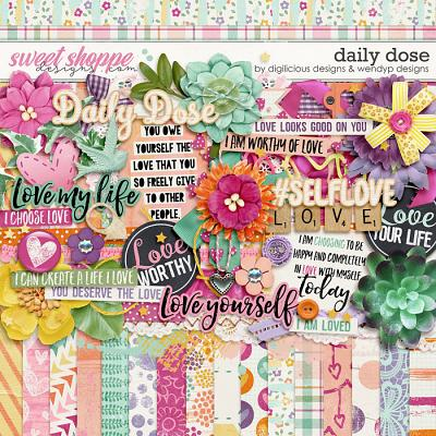 Daily dose by Digilicious Designs & WendyP Designs