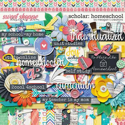 Scholar: Homeschool by Meagan's Creations