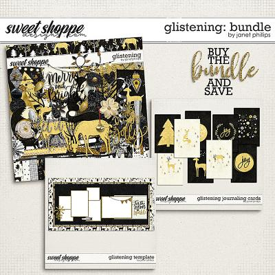 GLISTENING BUNDLE by Janet Phillips