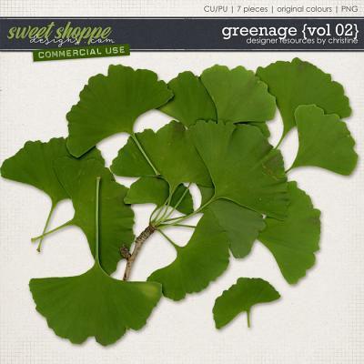 Greenage {Vol 02} by Christine Mortimer