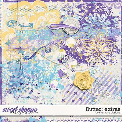 Flutter: Extras by River Rose Designs