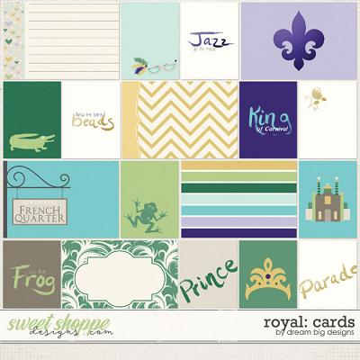Royale: Cards by Dream Big Designs