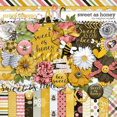 Sweet As Honey by Meghan Mullens