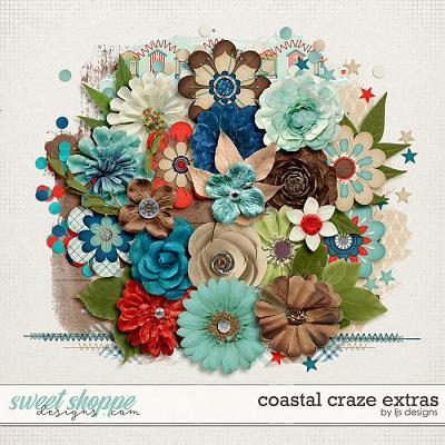 Coastal Craze Extras by LJS Designs