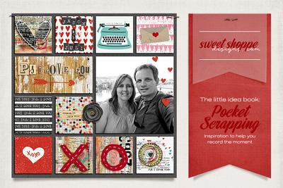 Sweet Shoppe's Little Idea Book: Pockets
