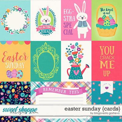 Easter Sunday {cards} by Blagovesta Gosheva