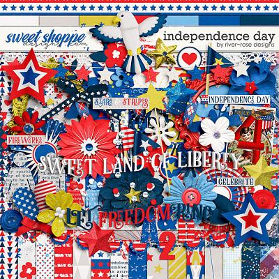 Independence Day by River Rose Designs
