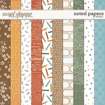 Noteworthy Papers by LJS Designs