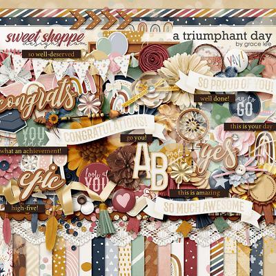A Triumphant Day by Grace Lee