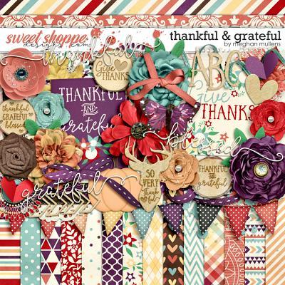 Thankful & Grateful by Meghan Mullens