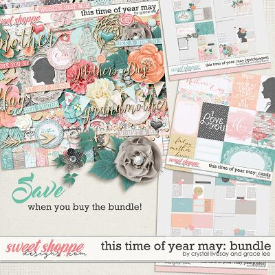 This Time of Year May: Bundle by Grace Lee and Crystal Livesay
