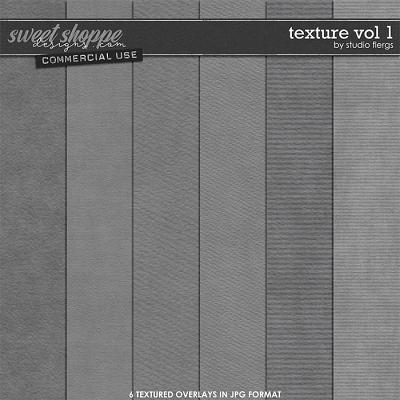 Texture VOL 1 by Studio Flergs