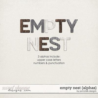 Empty Nest Alphas by Ponytails
