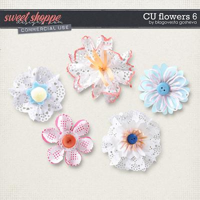CU Flowers 6 by Blagovesta Gosheva