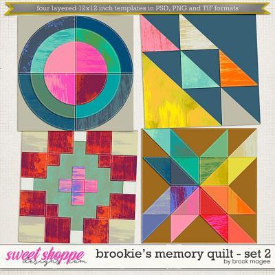 Brookie's Memory Quilt - Set 2
