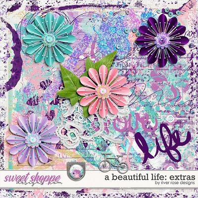 A Beautiful Life: Extras by River Rose Designs