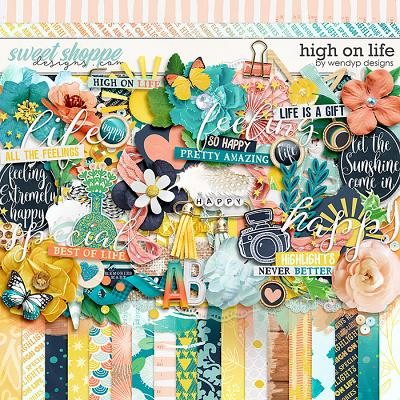 High on life by WendyP Designs