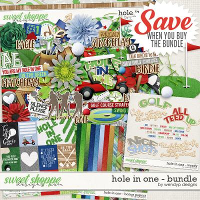 Hole in One - Bundle by WendyP Designs