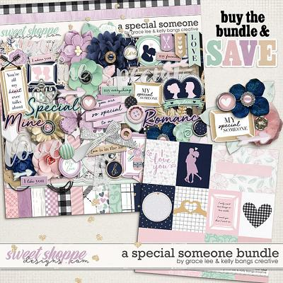A Special Someone: Bundle by Grace Lee and Kelly Bangs Creative