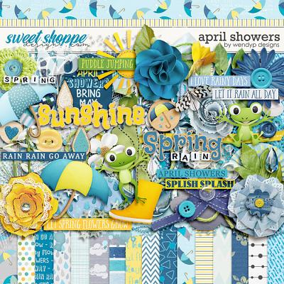 April Showers by WendyP Designs