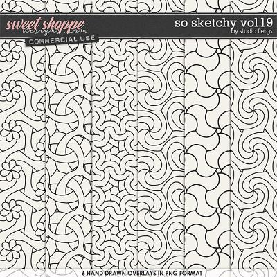 So Sketchy VOL 19 by Studio Flergs