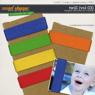 Twill {Vol 03} by Christine Mortimer