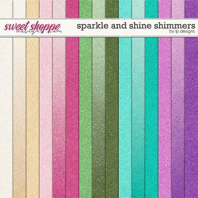 Sparkle And Shine Shimmers by LJS Designs