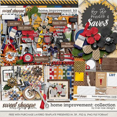 Home Improvement: Collection + FWP by River Rose Designs