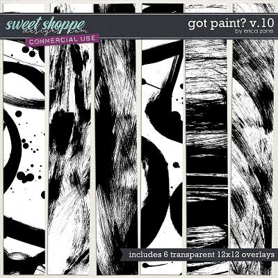 Got Paint? v.10 by Erica Zane