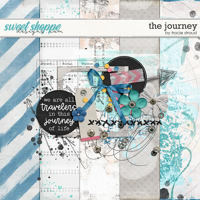 The Journey by Tracie Stroud