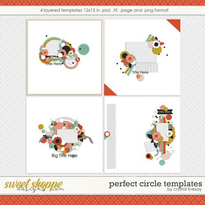 Perfect Circle Templates by Crystal Livesay