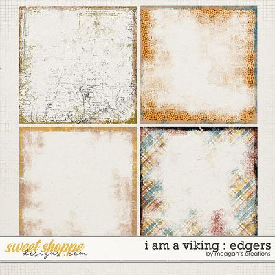 I Am A Viking : Edgers by Meagan's Creations