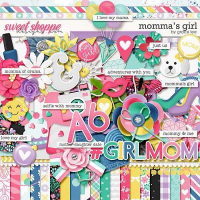 Momma's Girl by Grace Lee