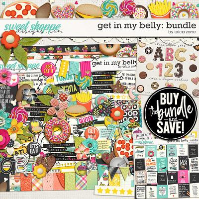 Get in my Belly: Bundle by Erica Zane