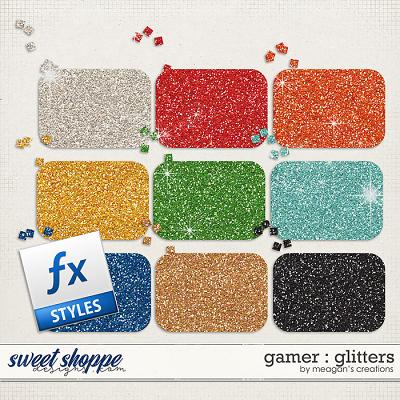 Gamer : Glitters by Meagan's Creations
