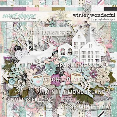 Winter Wonderful by Ponytails