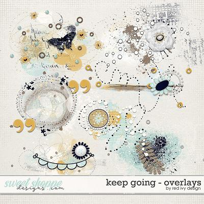 Keep Going - Overlays - by Red Ivy Design