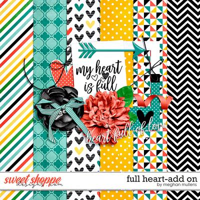 Full Heart-add on by Meghan Mullens