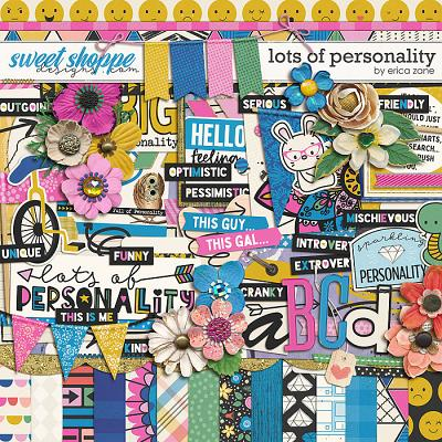 Lots of Personality by Erica Zane