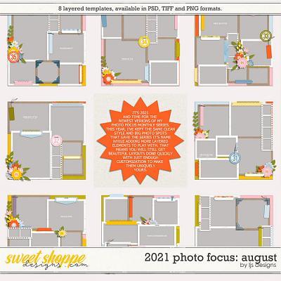 2021 Photo Focus: August by LJS Designs