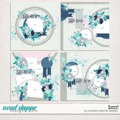 Brrr! Layered Templates by Southern Serenity Designs