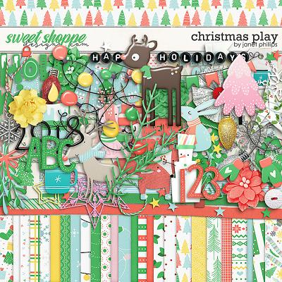 CHRISTMAS PLAY by Janet Phillips