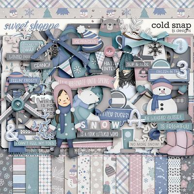 Cold Snap by LJS Designs