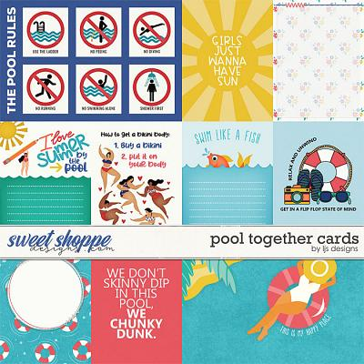 Pool Together Cards by LJS Designs